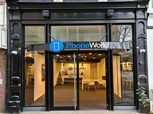 Phoneworld Zwolle - telefoon, iphone, samsung, tablet, macbook reparatie.
